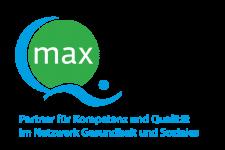 Logo of online lernen mit maxQ.